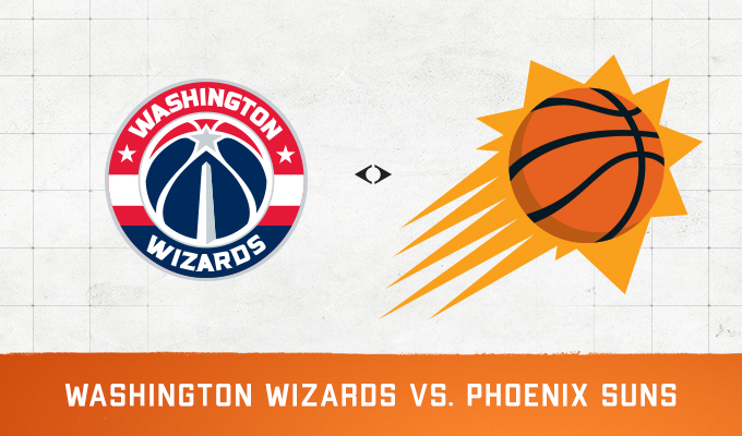 Washington DC vs Phoenix Suns