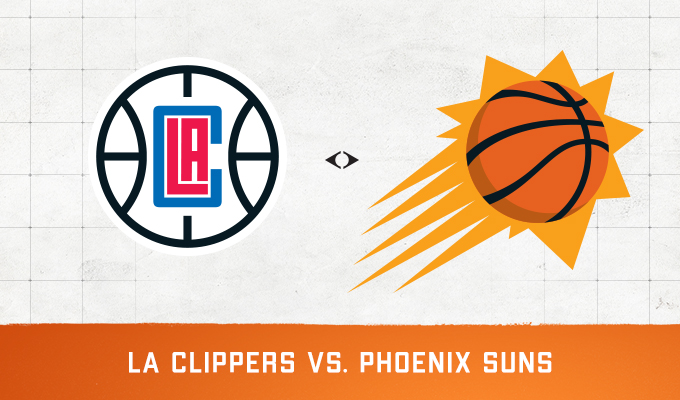 Los Angeles Clippers vs Phoenix Suns