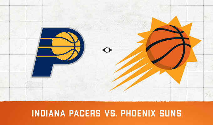 Indiana Pacers vs Phoenix Suns