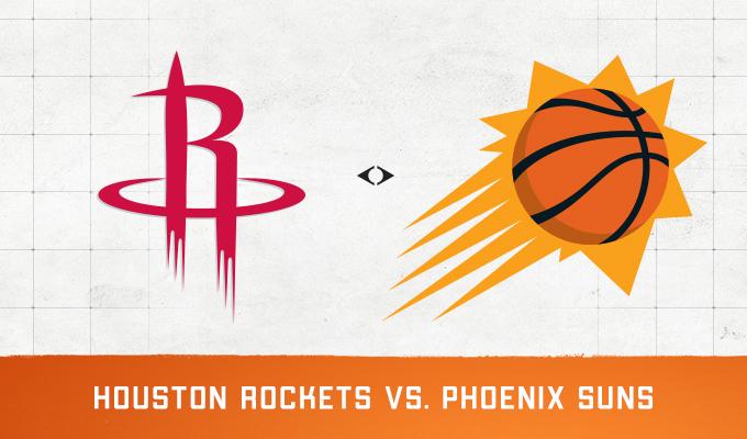 Houston Rockets vs Phoenix Suns