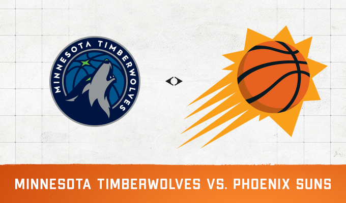 Timberwolves Vs Suns Talking Stick Resort Arena