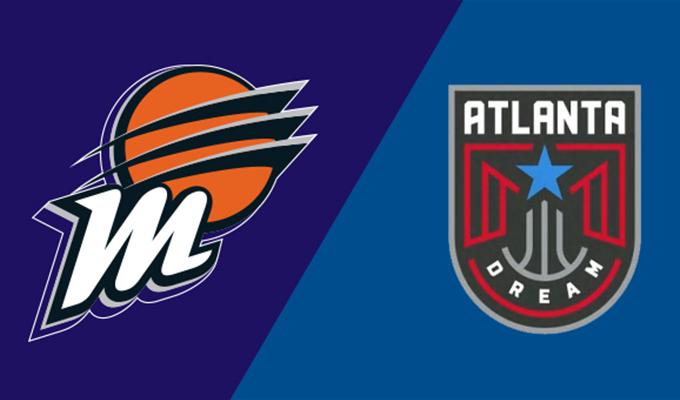 Phoenix Mercury vs Atlanta Dream