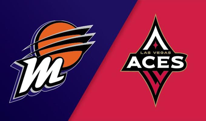 Phoenix Mercury vs Las Vegas Aces