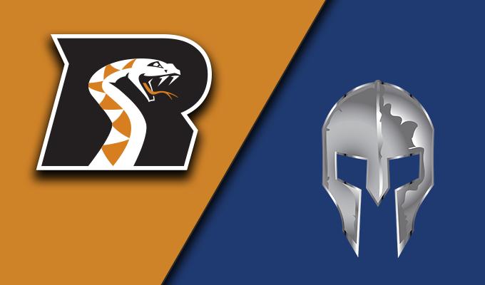 Arizona Rattlers vs Duke City Gladiators