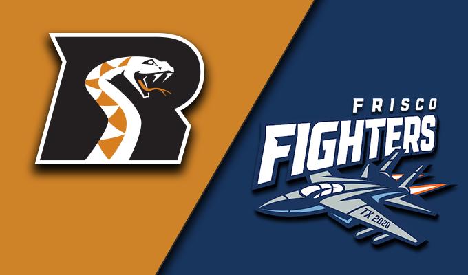 Arizona Rattlers vs Frisco Fighters