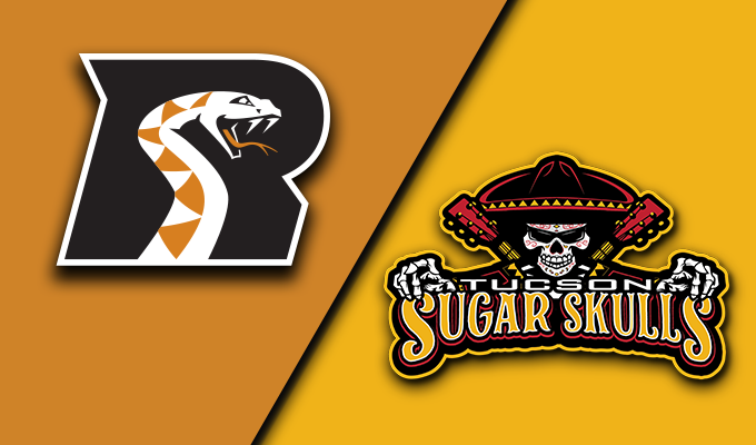 Arizona Rattlers vs Tucson Sugar Skulls