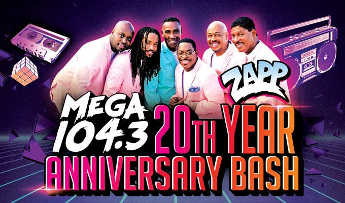 Mega 104.3 20th Year Anniversary Bash