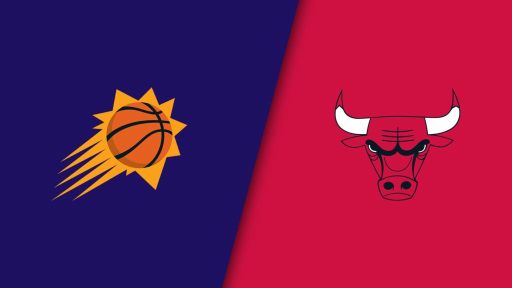 Phoenix Suns vs Chicago Bulls