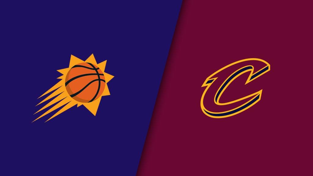 Phoenix Suns vs Cleveland Cavaliers