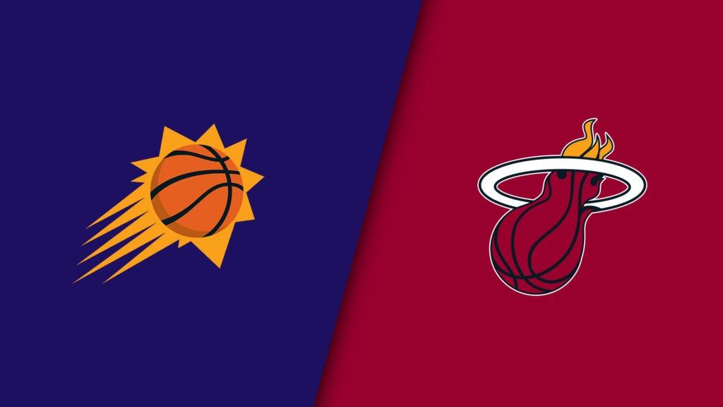 Phoenix Suns vs Miami Heat