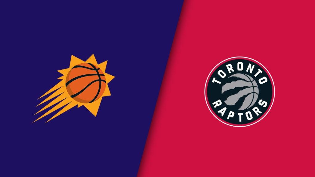 Phoenix Suns vs Toronto Raptors
