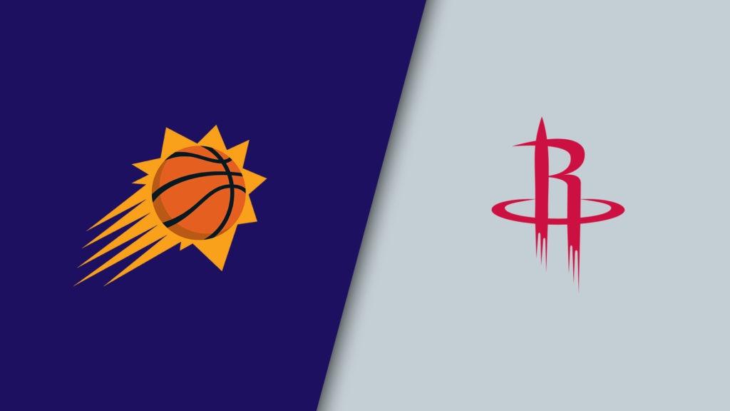 Phoenix Suns vs Houston Rockets