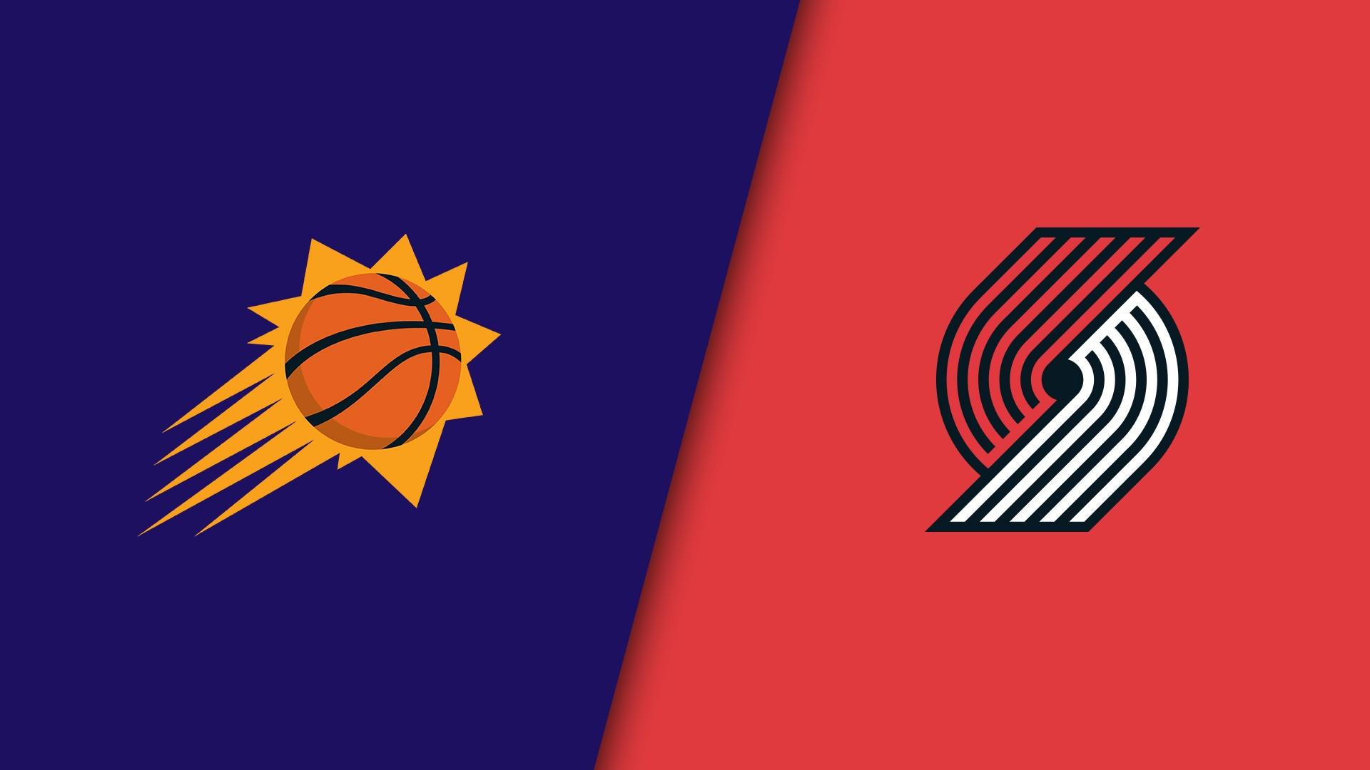 Phoenix Suns vs Portland Trail Blazers
