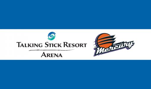 Talking Stick Resort Arena | Phoenix Mercury